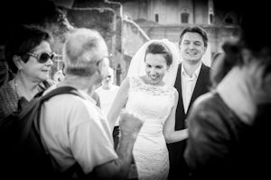 wedding in Campidoglio - Rome