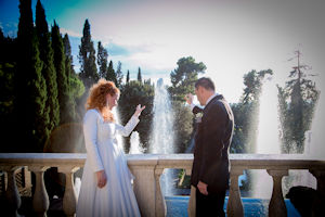 wedding in Tivoli