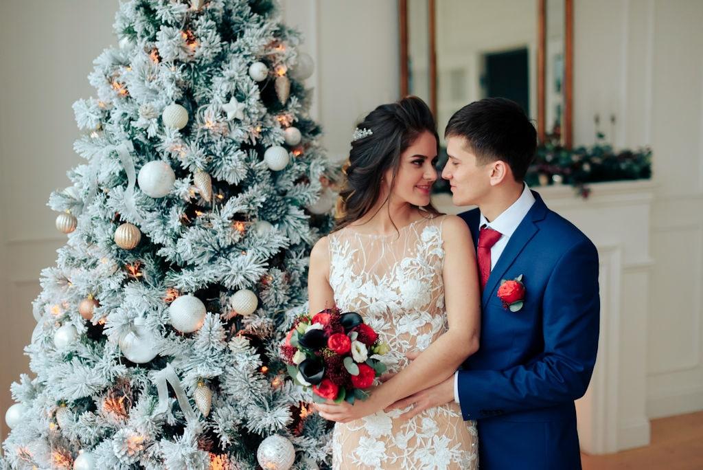 Addobbi Natalizi Matrimonio.Matrimonio Durante Le Feste Natalizie A Roma